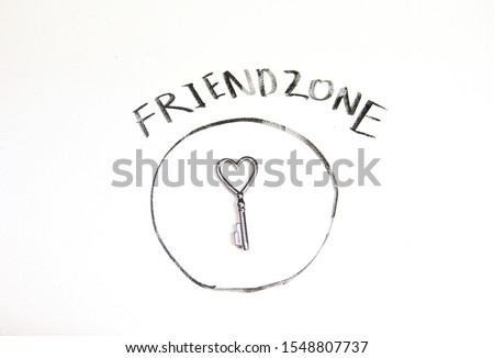 friendzone relationship background, incomplete relationship.