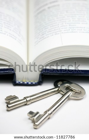 From Reading Received Key to Knowledge