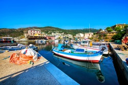 From the Charming Village of Port de Centuri on Corsica, France