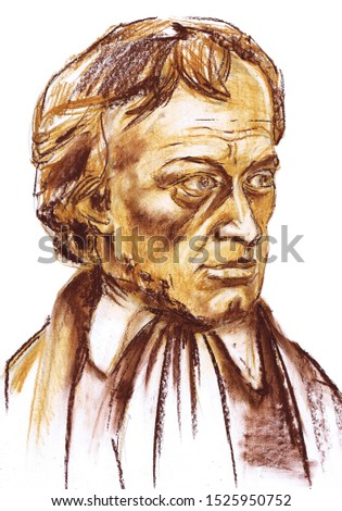 From the series are great chemists. Amedeo Avogadro - Italian chemist, discoverer of the fundamental physicochemical law named after him