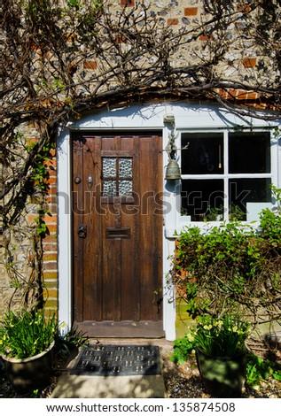 Front Cottage door