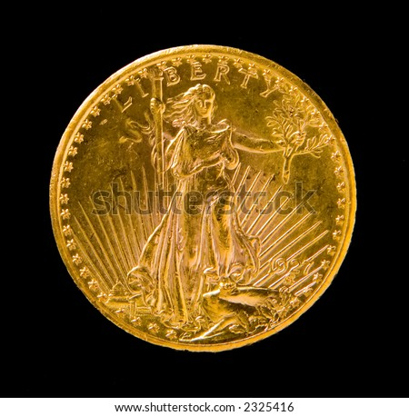 gold coins black background - photo #11