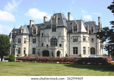 Front view of Salve Regina University
