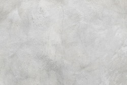 front view retro grunge style grey cement wallpaper in panoramic background texture mockup for design as presentation ppt or simple banner ads concept