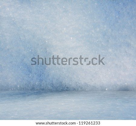frozen room, christmas background