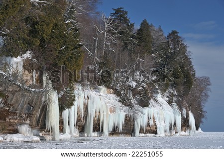 Michigan'S Upper Peninsula, Usa Stock Photo 22251055 : Shutterstock