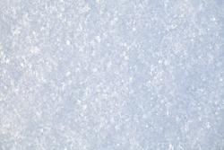 frozen snow texture