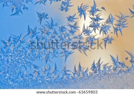 Frozen window patterns
