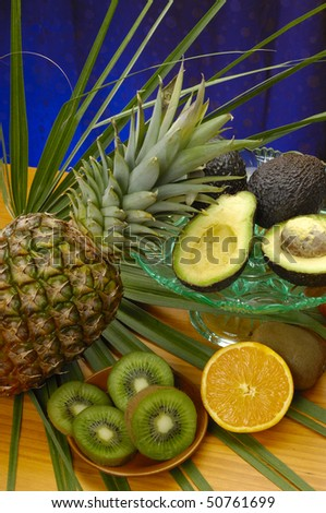 Fruit and Vegetable compositions