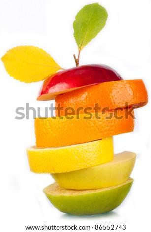 Fruit. Autumn. Harvesting. Discounts.