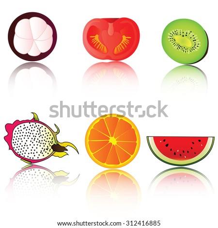 fruit icon. #312416885