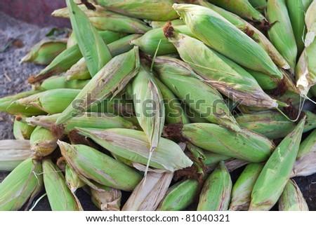 fruit, raw corn