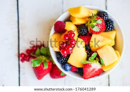 Shutterstock Fruit salad