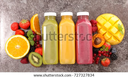 fruit smoothie,fruit juice