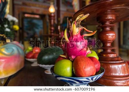 Fruit still life #607009196