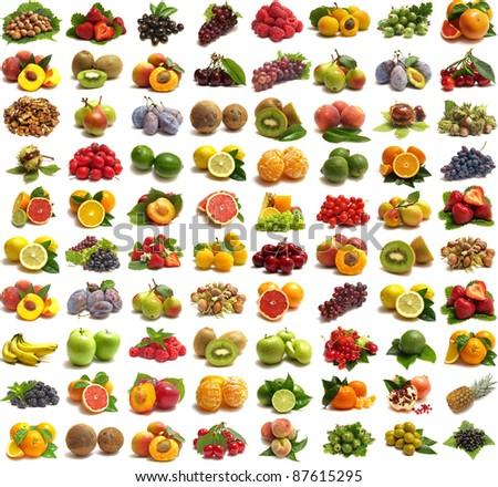 Fruits #87615295