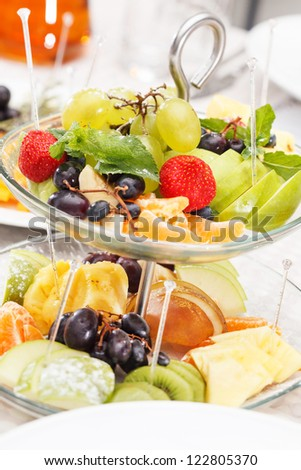 fruits for party