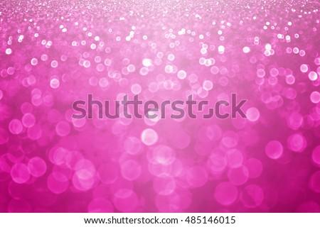 Fuchsia magenta and hot pink glitter sparkle background or confetti party invitation Stock photo ©