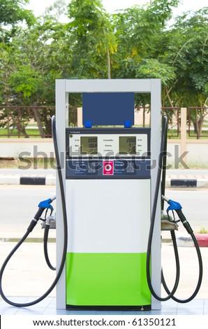 Fuel pump dispensers.