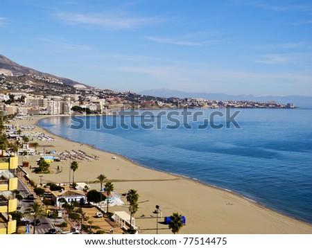 Fuengirola Beach Resort, Spain, Europe