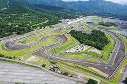 Fuji Speedway in Shizuoka Prefecture
