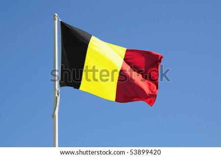 Full Belgium flag