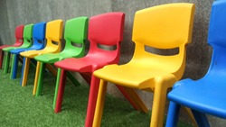 Full Color Chairs