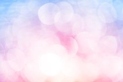 full colors lights bokeh glitter defocused abstract background