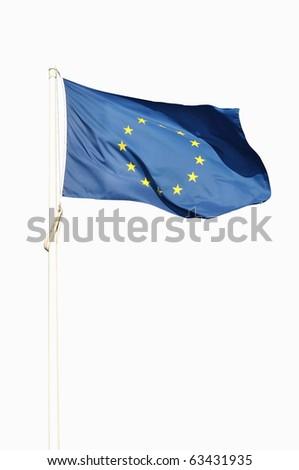 Full european flag