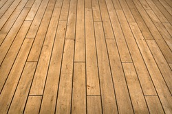 Full Frame view of a cruise ship deck used for background