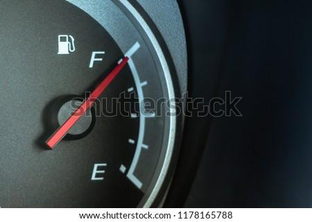 full fuel tank #1178165788