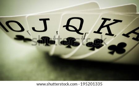 full house of poker