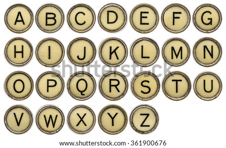 full in english alphabet  in...