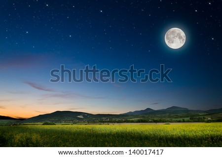 Full Moon And Rape Board