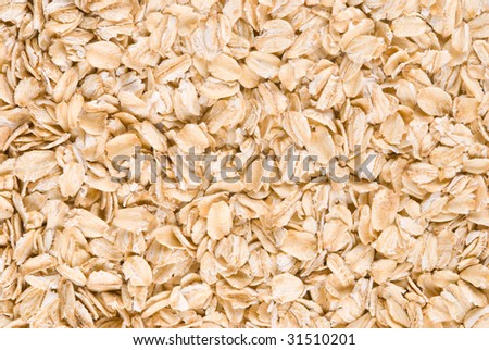 Full of Oats, as background