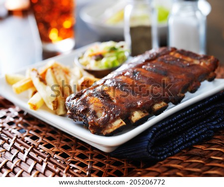 back ribs barbecue d baby back ribs smoked baby back ribs with smoked ...