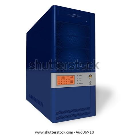 Full-tower PC