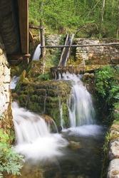 Fulling Mill in Ethnographic Complex Etara, Gabrovo, Bulgaria