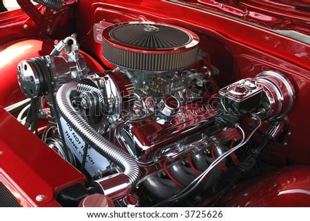 Fully Detailed Engine