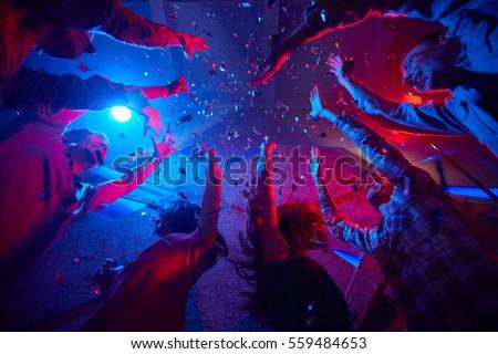 Fun at disco