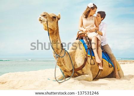 fun camel ride