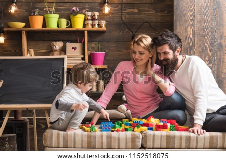 Fun concept. Learning is fun. Family have fun with construction set. Real fun. #1152518075