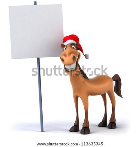 ShutterStock Fun horse 113635345