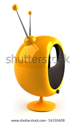 Fun round television