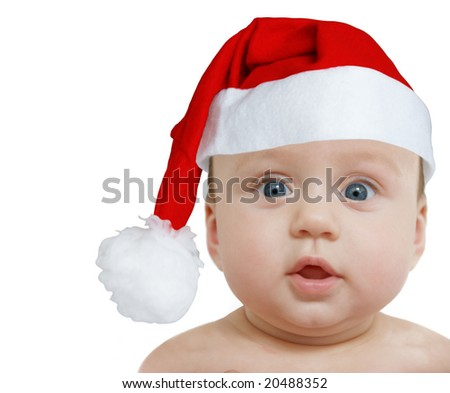 funny baby pictures. stock photo : funny baby in