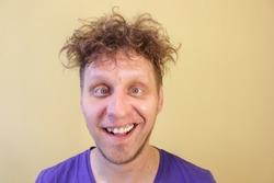Funny Face. Idiot. The moron. Fool. Clown. Foolish man. Dumb more stupid.