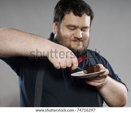 fat man eating ice cream. Fat Man Eating Cake. stock photo : funny fat guy; stock photo : funny fat guy. iBOOKnewbie. Jan 4, 11:51 AM. hi guys, I read about securing keystrokes so