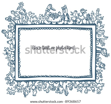 Photo Frame Outline