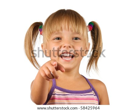 funny websites. stock photo : Funny little