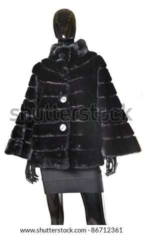 fur coats, fur